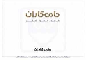 طراحی حرفه ای لوگو حامی کاران صنعت کاغذ