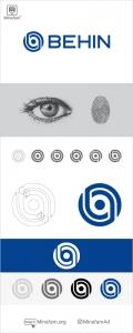 طراحی لوگو بهین
