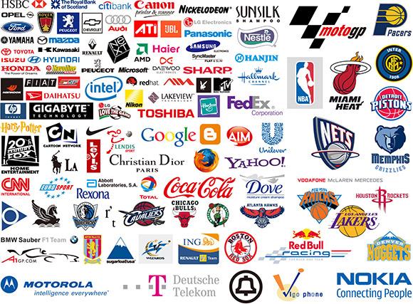 طراحی حرفه ای برند - نشان تجاری - لوگو - برند سازی